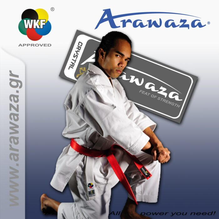 ARAWAZA CRYSTAL WHITE