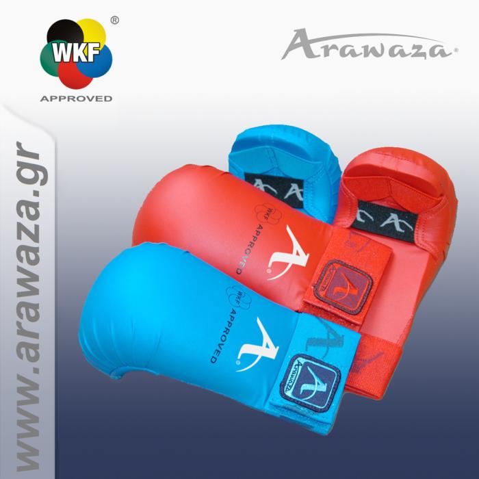 Arawaza WKF Approved Fist Gear