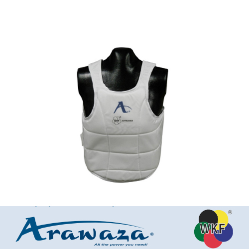 ARAWAZA ΘΩΡΑΚΕΣ NEW WKF APPROVED