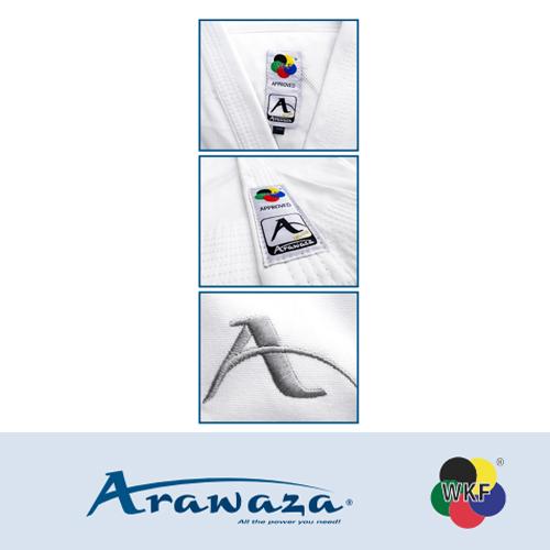 ARAWAZA-ΣΤΟΛΗ-ΚΑΡΑΤΕ-KATA-DELUXE-12oz
